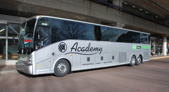 Go Buses Fleet Modern Deluxe Coaches With Free Wifi